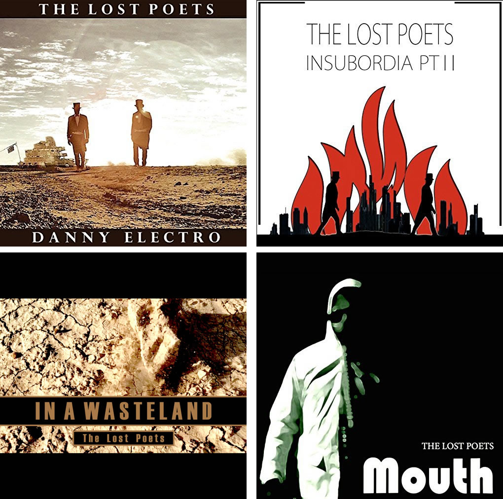 The Lost Poets at HTT Music Publishing
